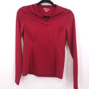 Athleta 1/4 Zip Active Pullover